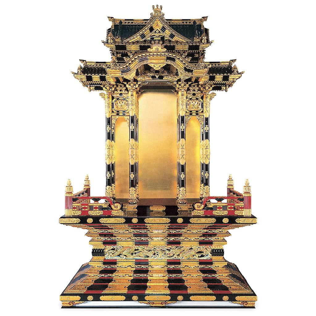 宮殿・須弥壇