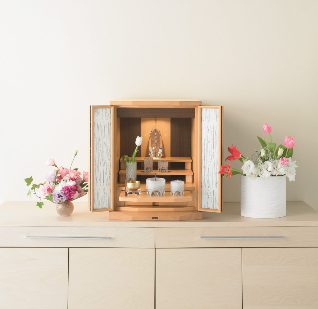 京都にて創業190周年の仏壇店が現代仏壇を販売するワケ