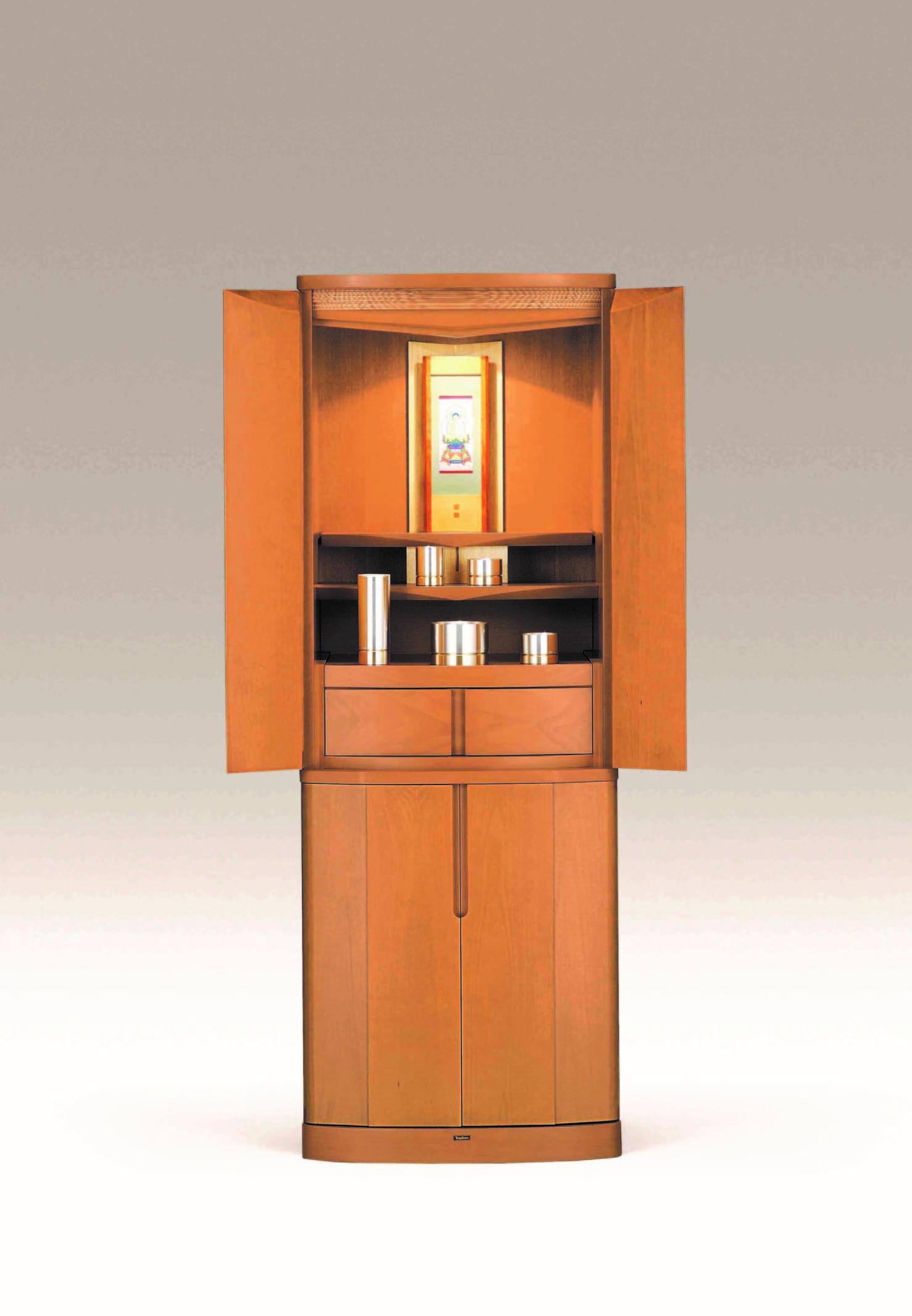 シンプルな現代仏壇「アナベルライト1300」京都の老舗仏壇店が紹介する現代仏壇の魅力