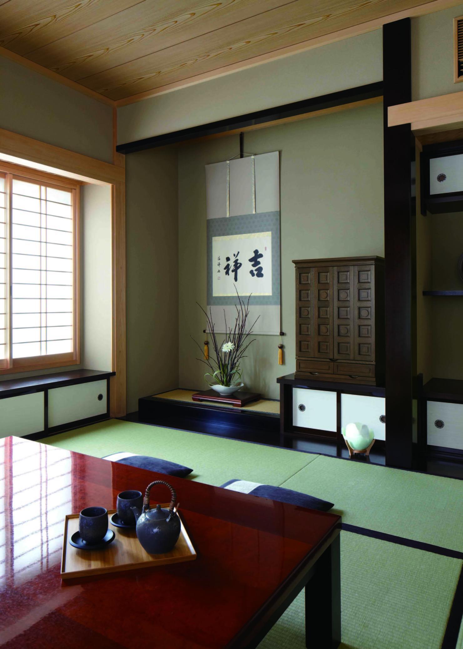 和室に似合う現代仏壇「チェレスタ」京都の老舗仏壇店が紹介する現代仏壇の魅力