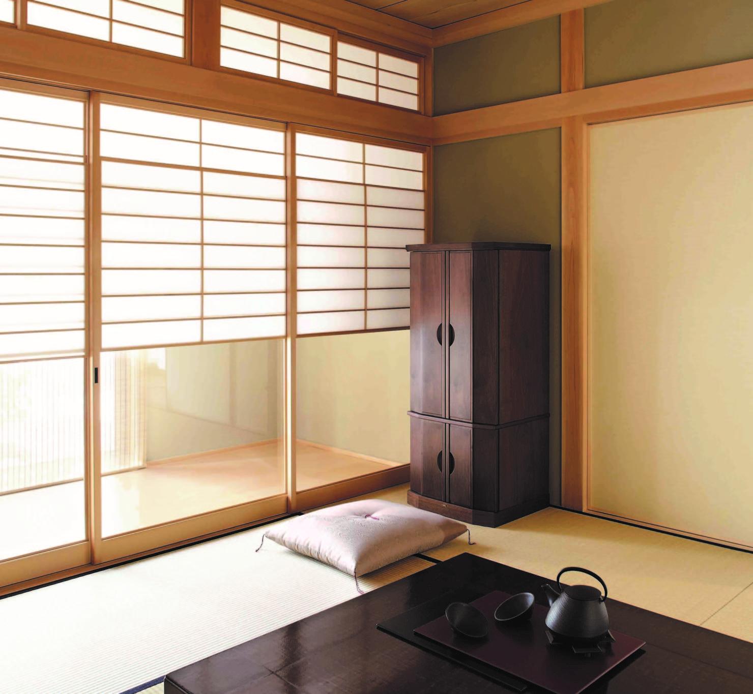 和室に似合う現代仏壇「メヌエット1300」京都の老舗仏壇店が紹介する現代仏壇の魅力