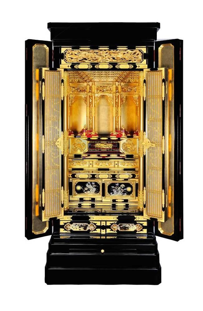 浄土真宗の本願寺派の金仏壇