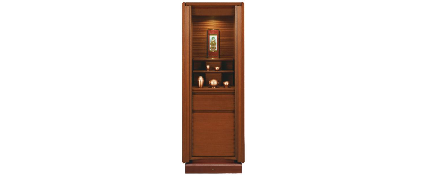お仏壇の扉 収納タイプ