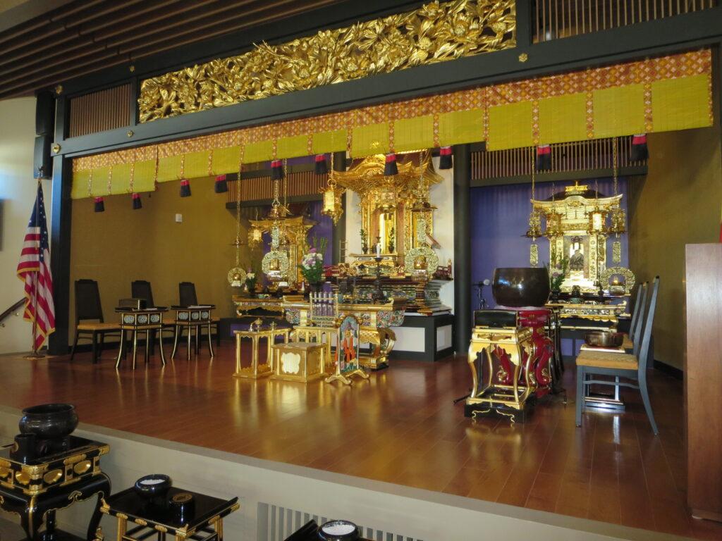 オレンジ郡仏教会様