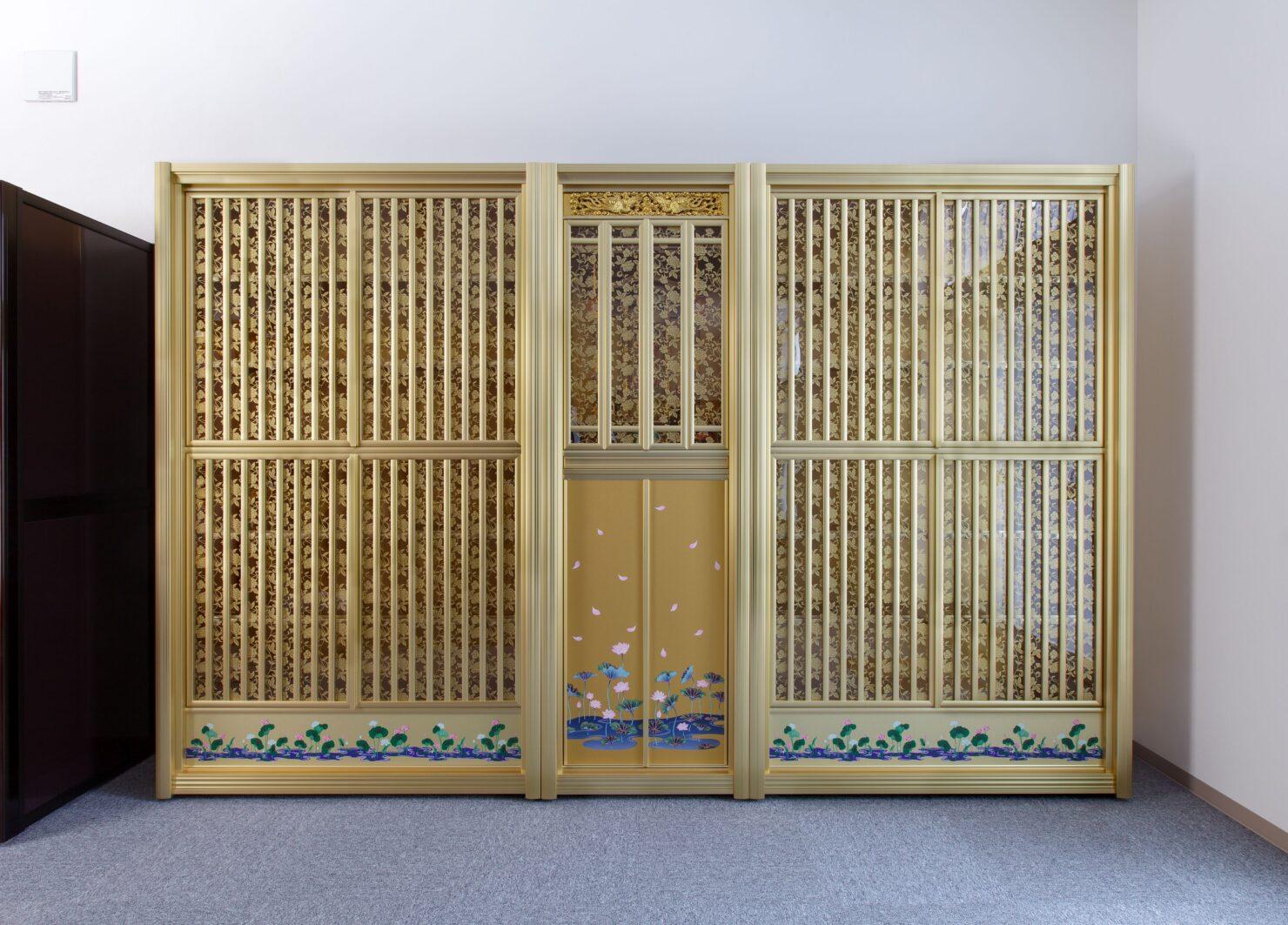 大安寺様 納骨壇2